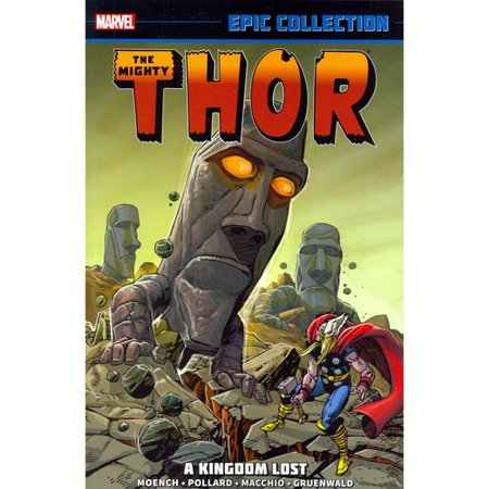 Thor 11: A Kingdom Lost by