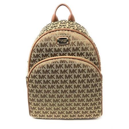 96d7777bdcf0 Michael Kors - Michael Kors Abbey Large Jet Set Backpack Brown -  Walmart.com