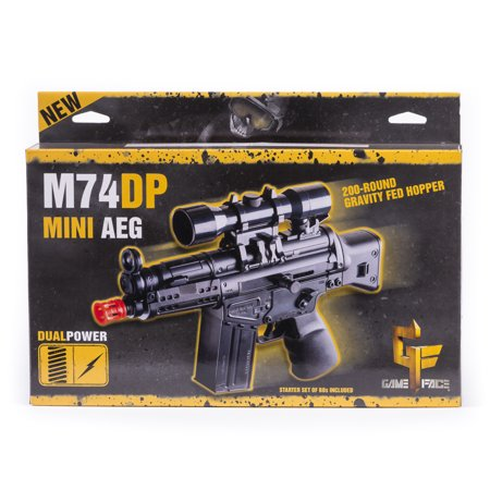 GameFace Mini Pulse M74 Electronic AEG GFAPM74DPB