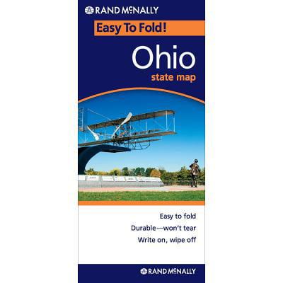 Easy Finder Map Ohio