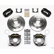 Wilwood Forged Dynalite P/S Park Brake Kit Big Ford 2.36in Offset