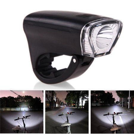 For Bicycle Head Light Front Handlebar Lamp Flashlight 3000LM Waterproof LED (Bike Handlebar Flashlight)
