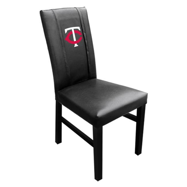 Dreamseat XZ2000SCBLK-PSMLB21061 Minnesota Twins MLB Side Chair 2000 with Secondary Logo Panel - image 1 of 1