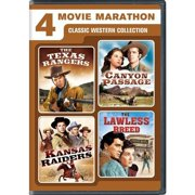 4 Movie Marathon: Classic Western Collection by UNIVERSAL HOME ENTERTAINMENT