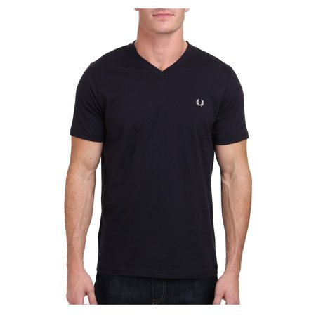 Fred Perry Men V-Neck T-Shirt -