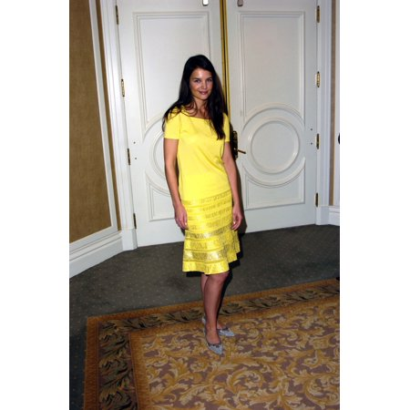 Katie Holmes At The In Style And Diamond Trading Company Luncheon Beverly Hills Hotel Beverly Hills Ca January 13 2005 Photo By Michael GermanaEverett Collection Celebrity](The Trading Company)