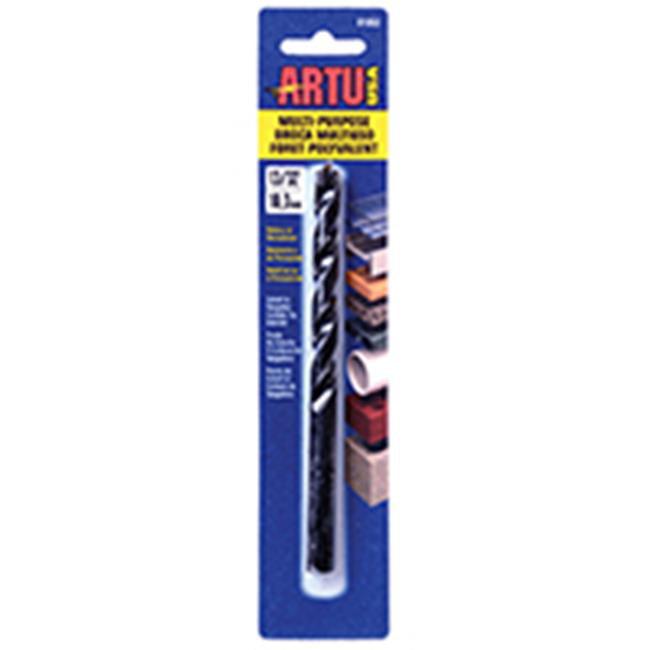 Artu 1052 Multi-Purp Drill Bit .40 x 6 In. - image 1 de 1