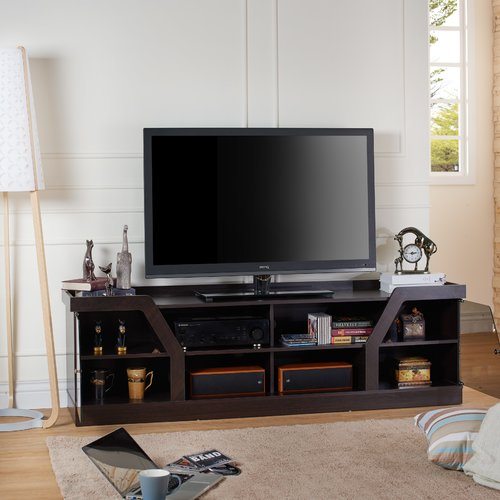 T V Stand Designs : Ebern designs oxfordshire tv stand for tvs up to walmart