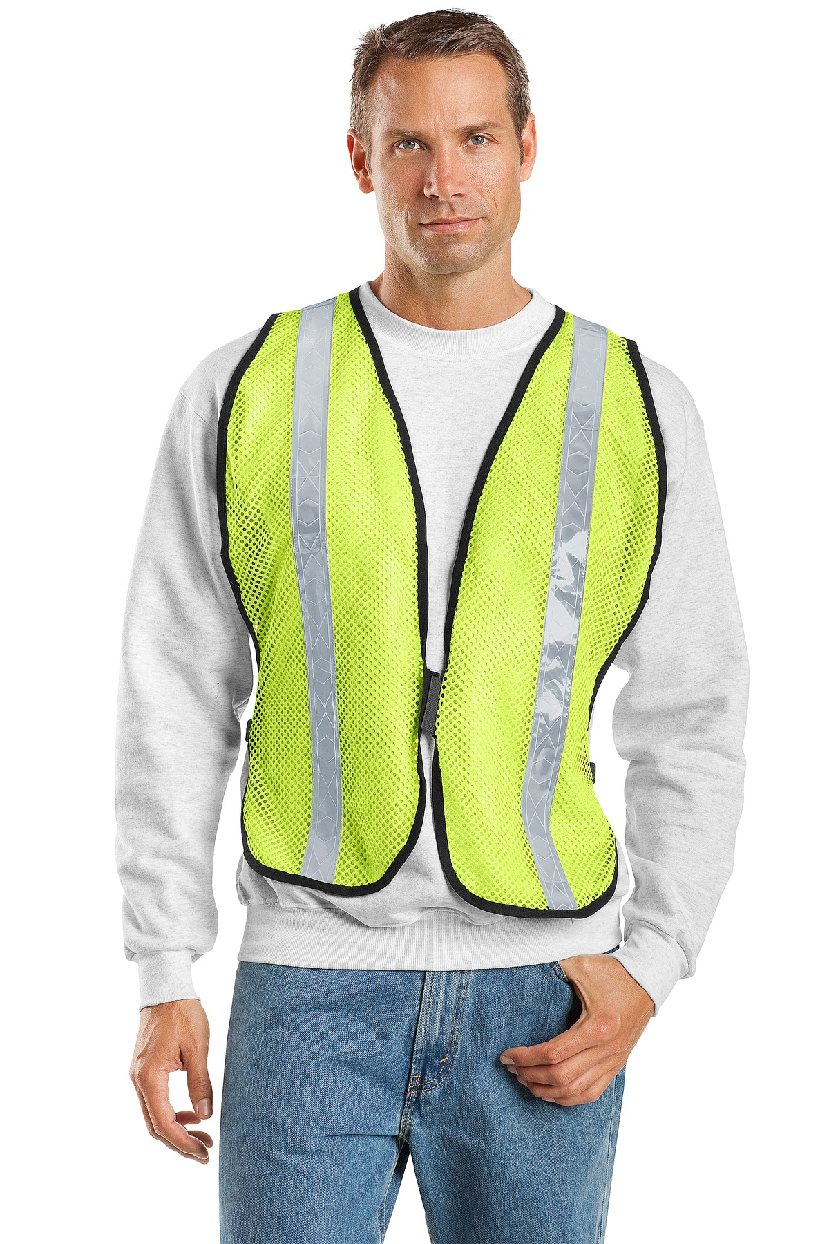 Port Authority Mesh Enhanced Visibility Vest