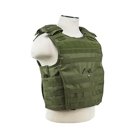 NcStar Expert Plate Carrier Vest Green