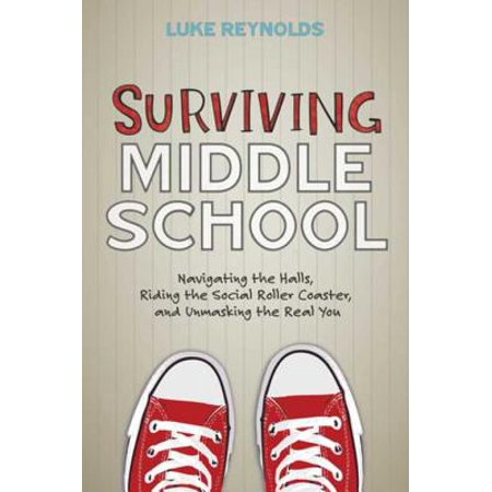 Surviving Middle School - eBook (Words That Have R In The Middle)
