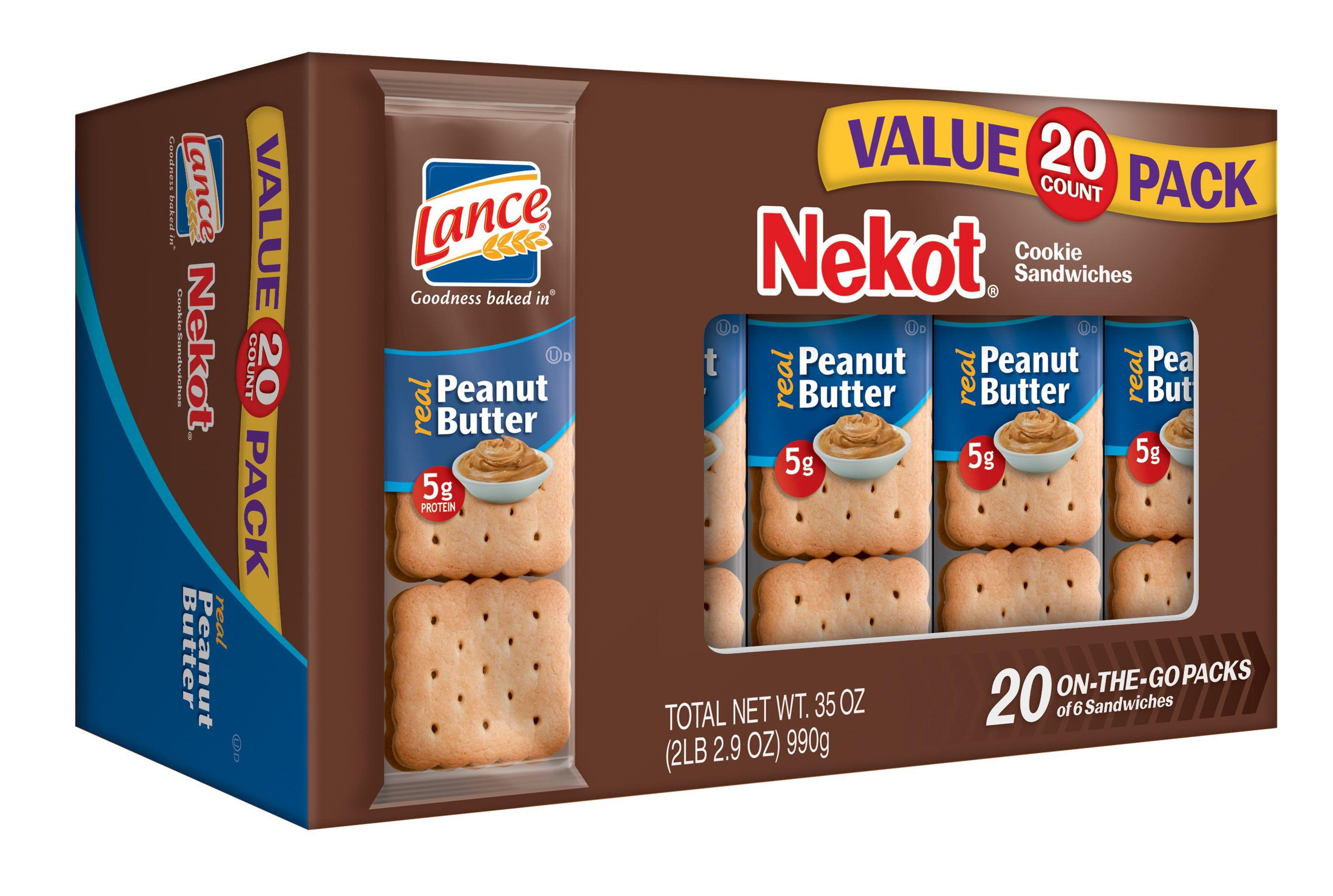 Lance Cookie, Nekot Fs 20ct 35z