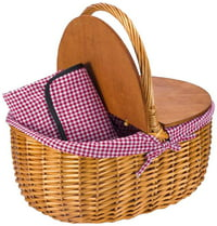 """CALIFORNIA PICNIC Picnic Basket 