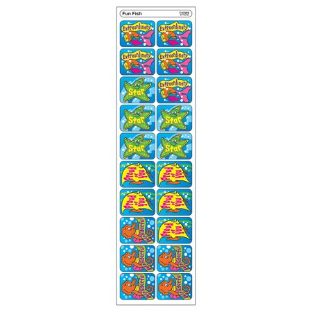 Fun Stickers (APPLAUSE STICKERS FUN FISH)
