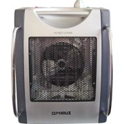 Optimus Electric Portable Utility Heater with Thermostat, HEOP3015