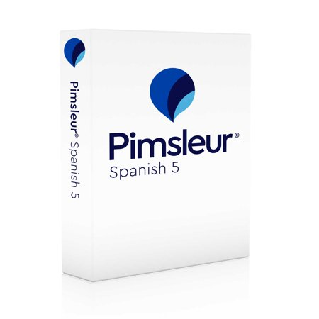 Pimsleur Spanish Level 5 CD : Learn to Speak and Understand Latin American Spanish with Pimsleur Language Programs - Minions Speak Spanish