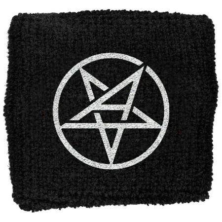 Anthrax Men's Pentathrax Athletic Wristband Black](Light Up Wristbands)