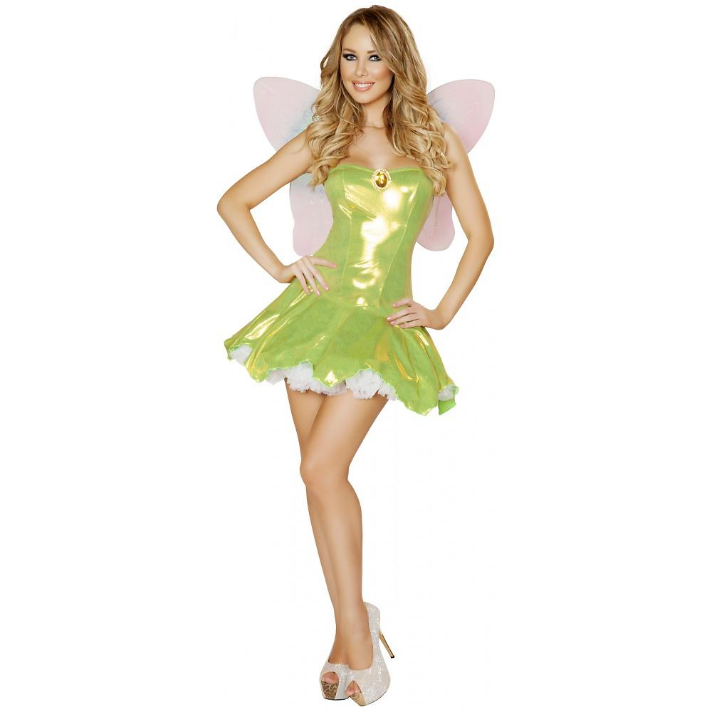 Womens Flirtatious Fairy Costume
