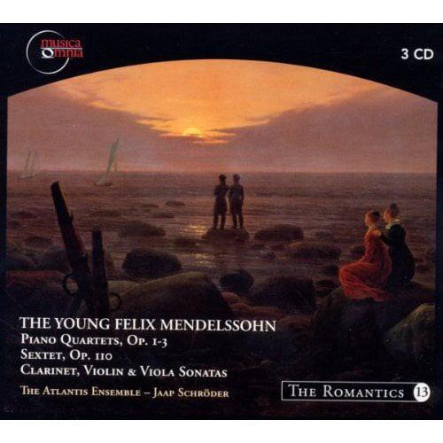 Young Felix Mendelssohn