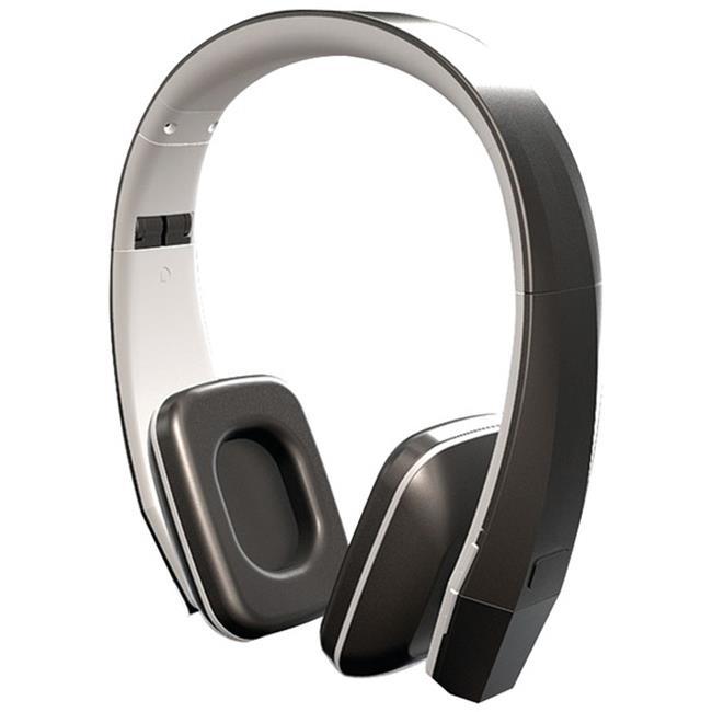 1-Channel Wireless IR Headphones, Graphite Black - image 1 de 1