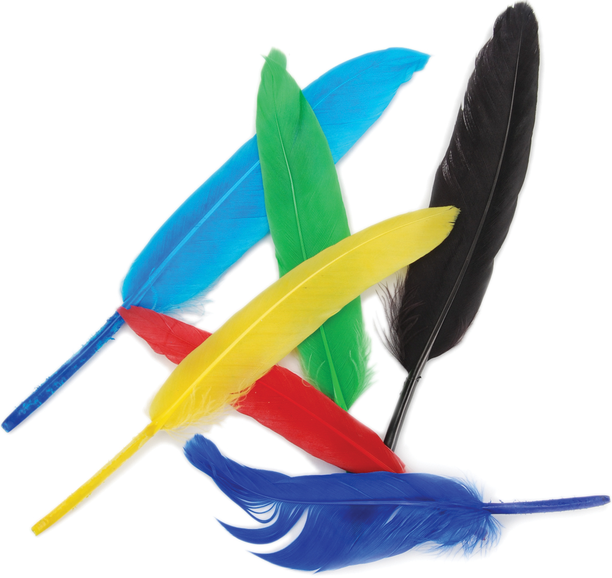 Duck Cosse Feathers .5oz-Assorted