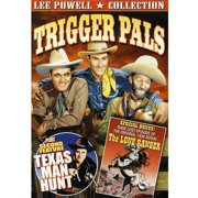 Lee Powell Collection: Trigger Pals (1939)   Texas Manhunt (1942)   The Lone Ranger (Lost Chapter) by ALPHA VIDEO DISTRIBUTORS