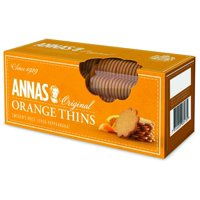 Annas Orange Thins, 150g (5.25oz)