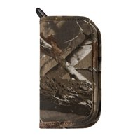 Casemaster Deluxe Nylon Camouflage Dart Case with Zipper (Holds 6 Darts and Accessories)