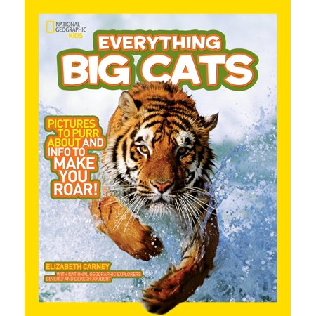 National Geographic Kids Everything Big Cats : Pictures to Purr About and Info to Make You Roar!](Short Information About Halloween)