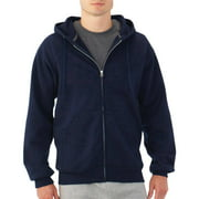 Fruit of the Loom Men's Fleece Full Zip Hood