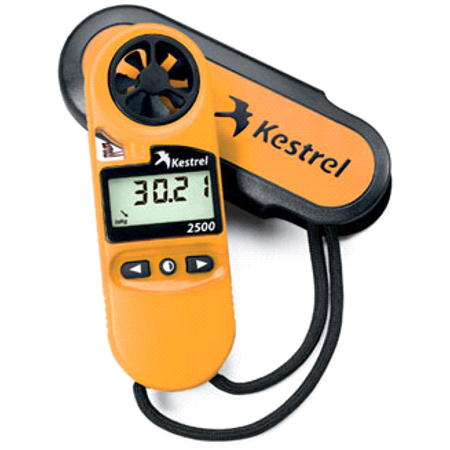 Kestrel 2500 Pocket Wind Speed Meter Anemometer