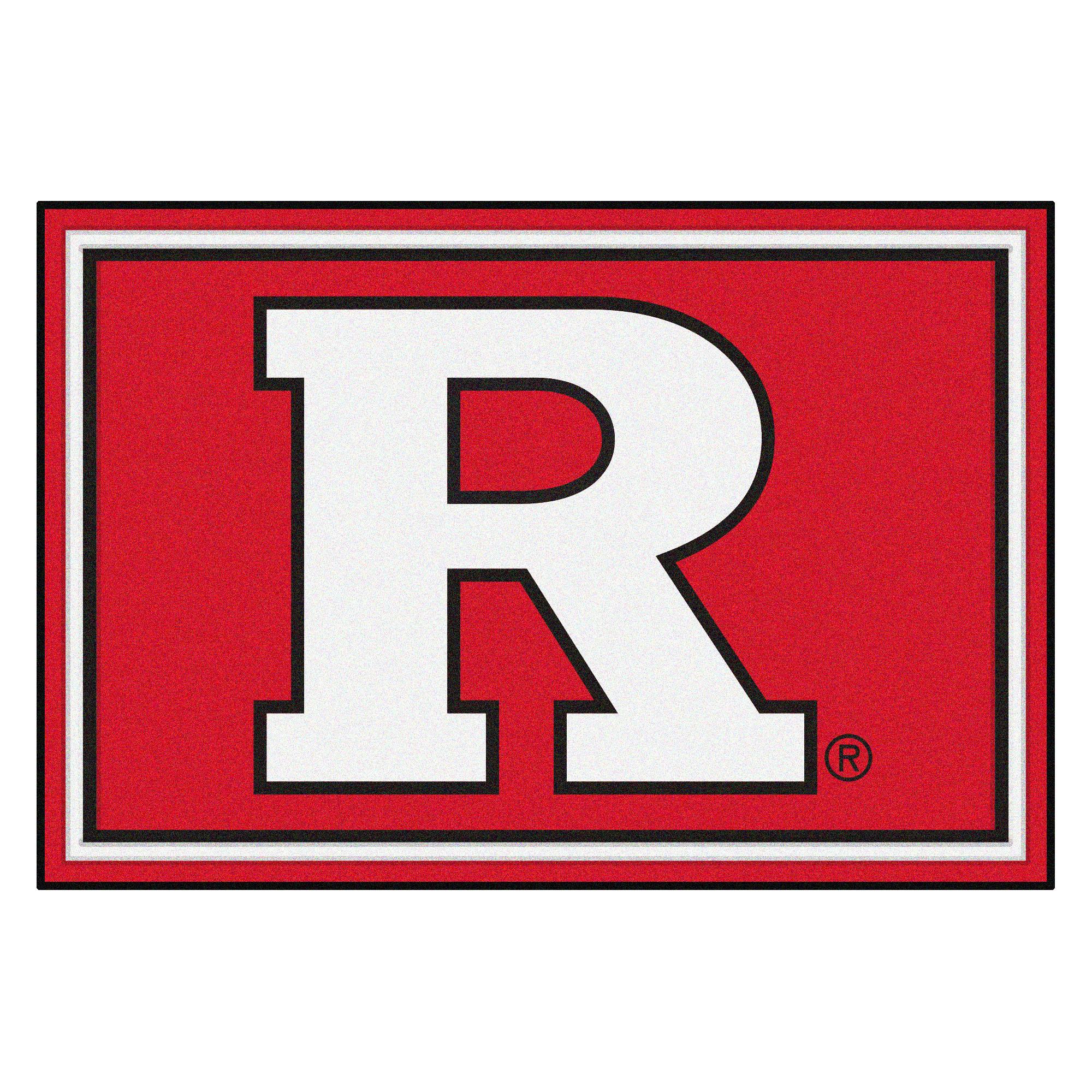 Rutgers 5'x8' Rug
