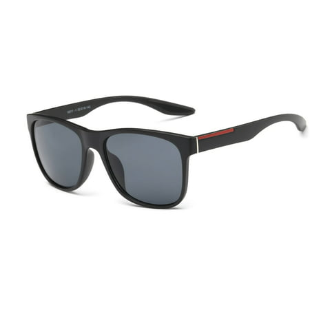 Large Square Sunglasses with Matte (Large Square Frame Sunglasses)