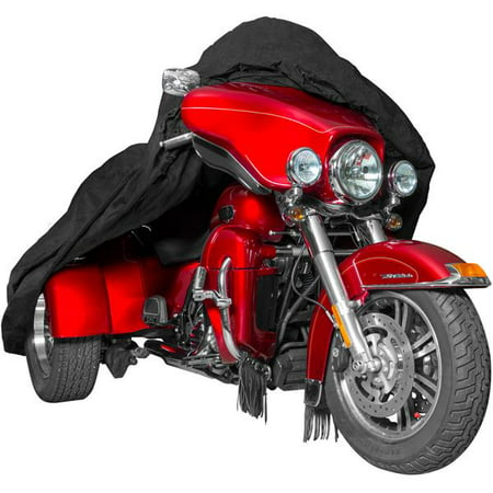 - Deluxe Trike Motorcycle Storage Cover