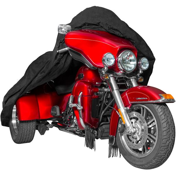 Deluxe Trike Motorcycle Storage Cover