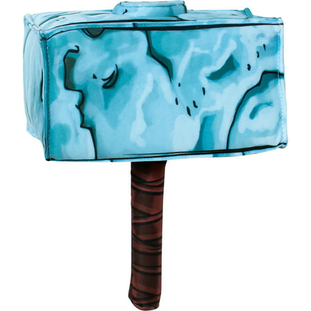Thor Plush Hammer Child Halloween Accessory (Halloween Thorn)