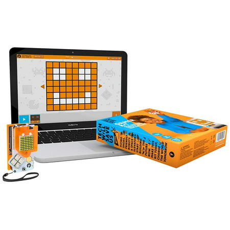 , Gamer Kit (Ready-Soldered) | Educational STEM Toy, Ages 12 and Up, Code, play and master your own games with the gamer By Tech Will Save Us