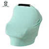 4-in-1 Nursing and Car Seat Cover for Baby Boy