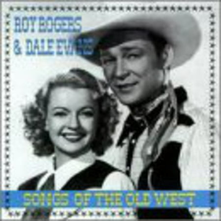 Rogers/Evans - Songs of the Old West [CD]