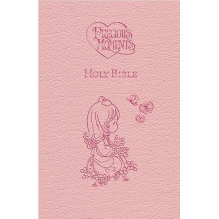 Precious Moments Bible-ICB - Precious Moments Memory Book