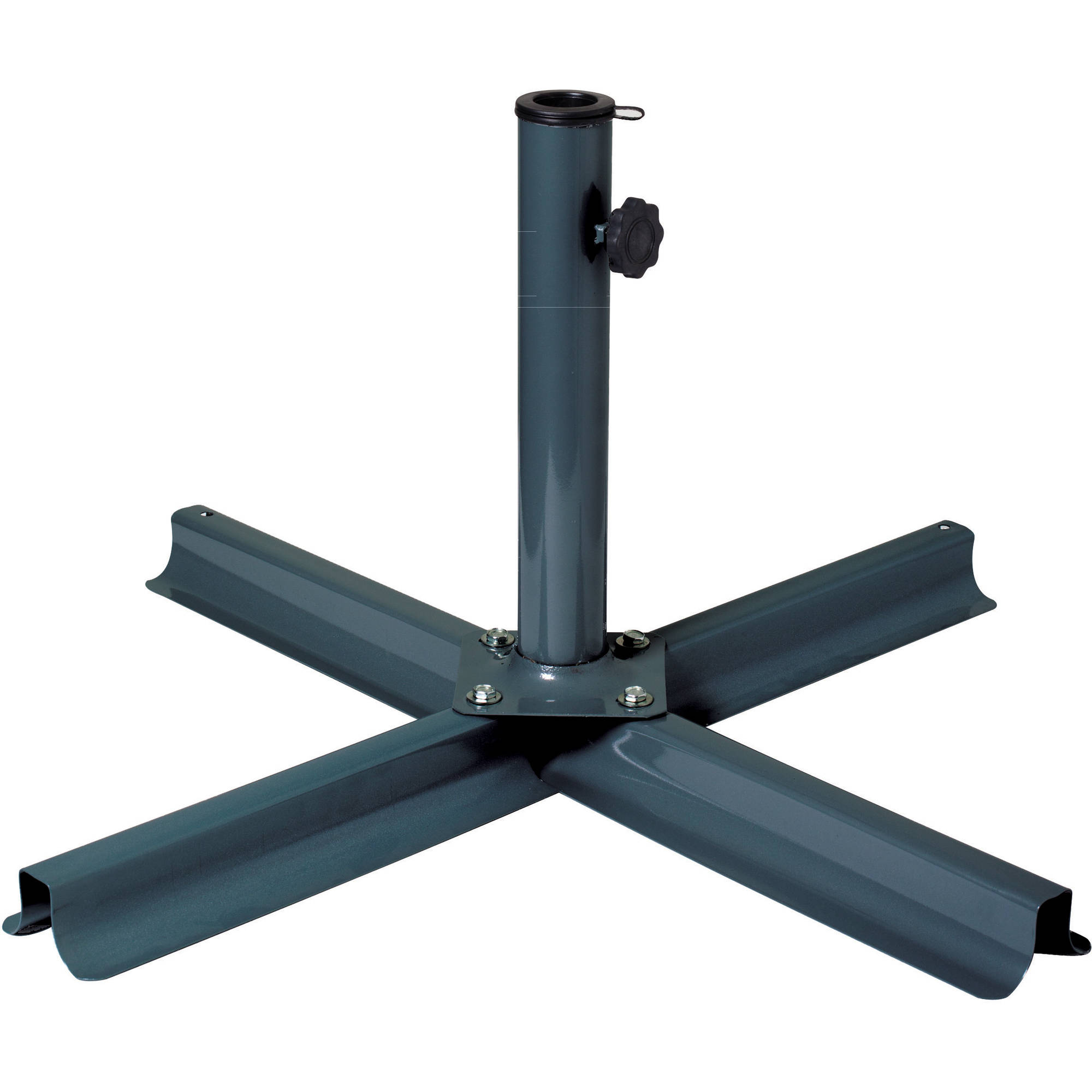 CorLiving Grey Patio Umbrella Stand