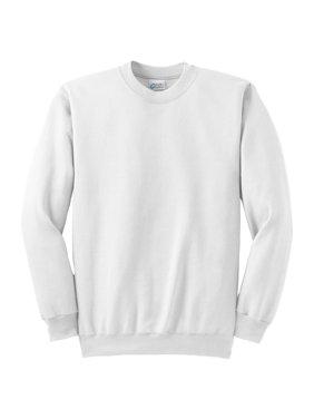 Port & Company Men's Big And Tall Crew Waistband Sweatshirt