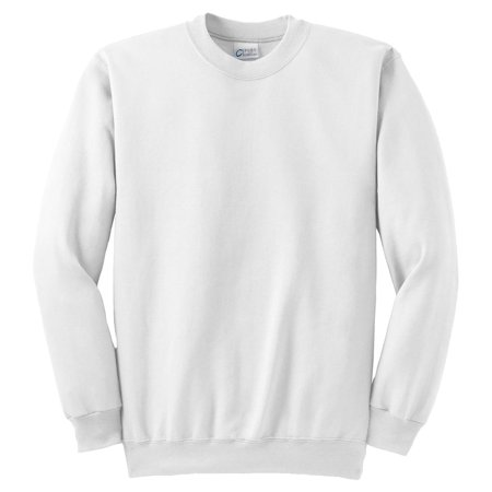 Port & Company Men's Big And Tall Crew Waistband Sweatshirt