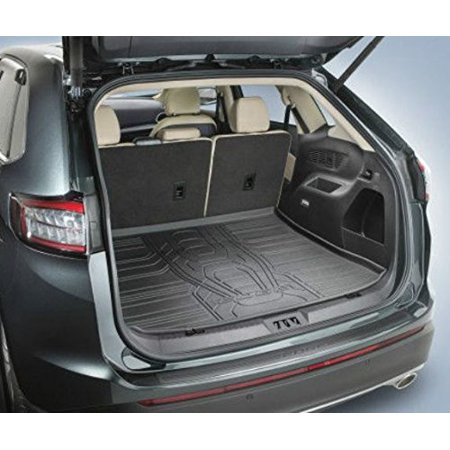 Ford Bronco Cargo Liner - Oem Factory Stock Genuine 2015 2016 Ford Edge Black Rear Back Cargo Weather Liner Tray Mat