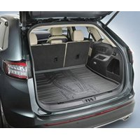 Oem Factory Stock Genuine 2015 2016 Ford Edge Black Rear Back Cargo Weather Liner Tray Mat