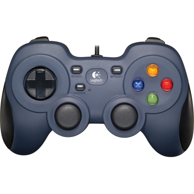 Logitech F310 Gaming Pad - Cable - USBPC - 6 Cable - Force Feedback