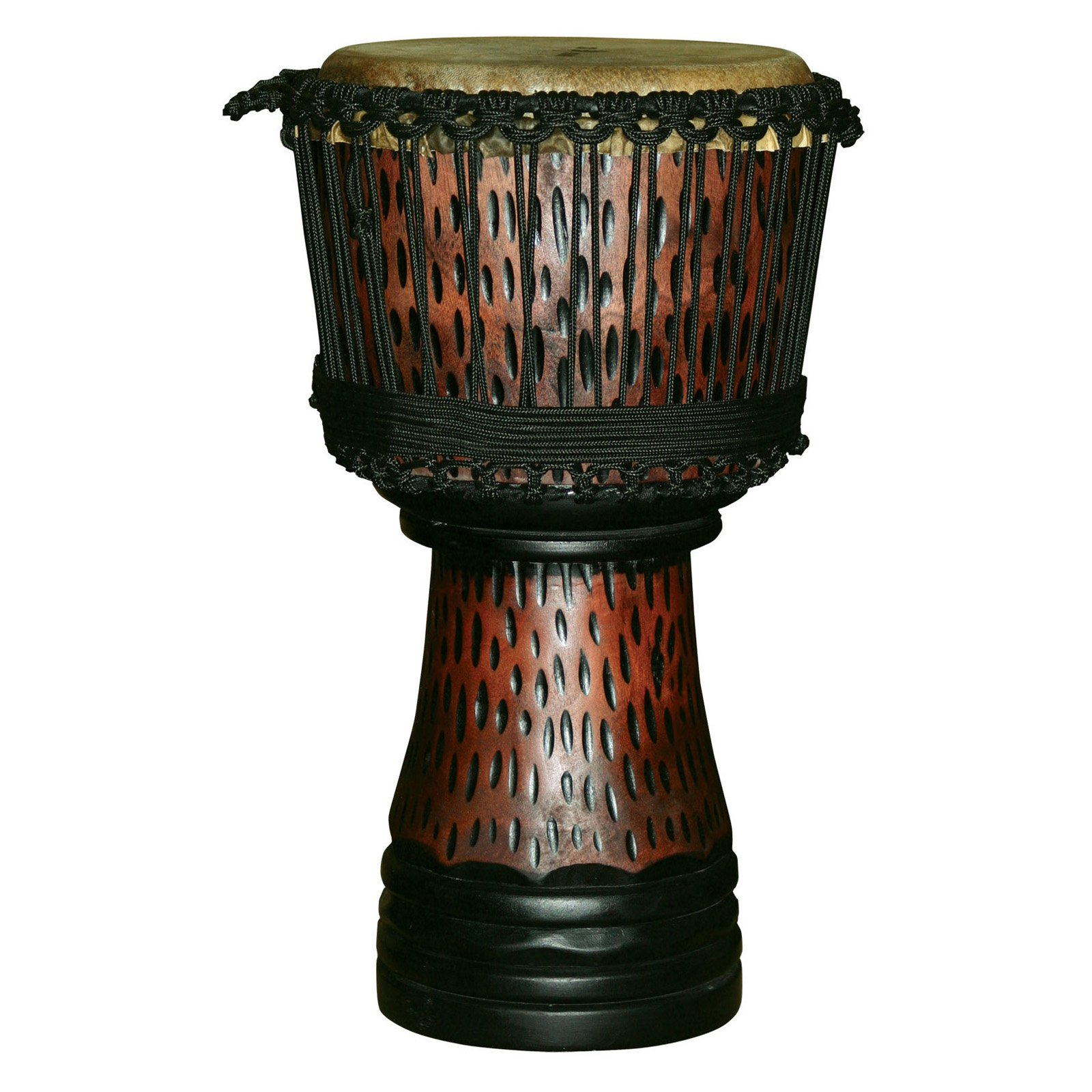 X8 Drums King Cheetah Elite Pro Djembe Drum