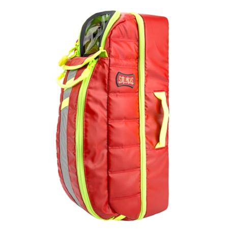 StatPacks G3 Tidal Volume Emergency Oxygen Pack Backpack Red Stat Packs ()