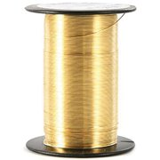 Craft Wire 28 Gauge 35yd-Gold