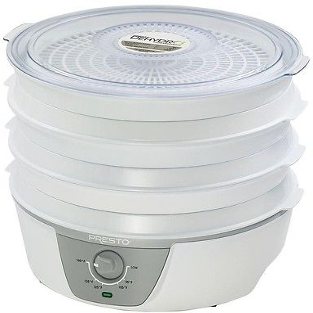 Presto Add-On Nesting Dehydrator Trays